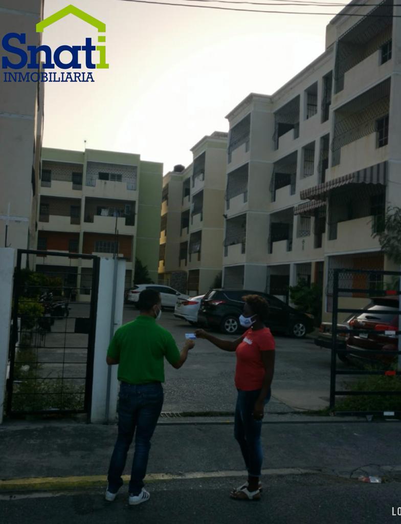 Apartamento en Barrio Blanco